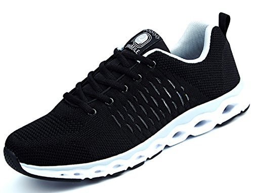 Sneakers US Fitness Black Running 10 Flyknit Sports Shoes Lightweight D trainning M for Mens Xq6Cw