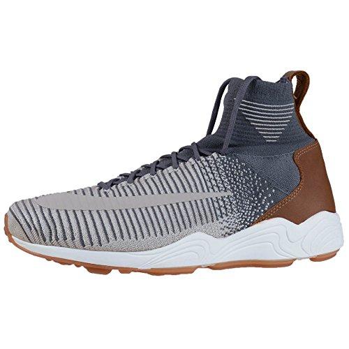 Nike Uomo Mercurial XI FK grigio scuro / grigio chiaro Scarpa casual 10 Uomo US