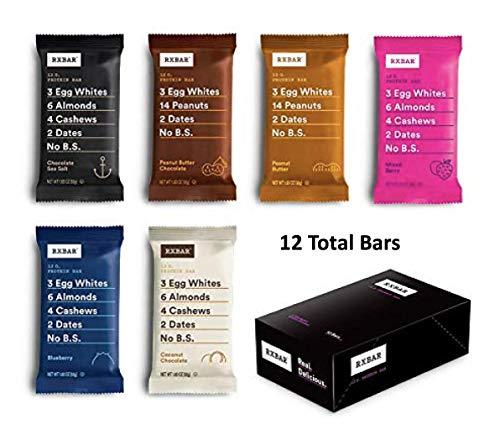 RXBAR, Best Seller Variety Pack, Protein Bar,