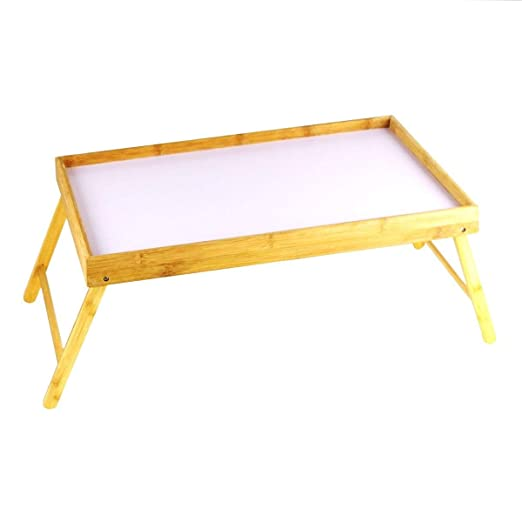 Bandeja para servir Bandeja para cama Laptop mesa bandeja plegable ...