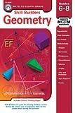 Geometry Grades 6-8, Carson-Dellosa Publishing Staff and Doug Sept, 1600221548