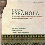 Fiesta Espanola by Mercedes / La Guardia, Elva / United Co Hernandez (2005-08-22)
