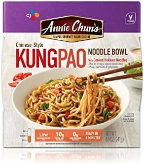 Asian Noodle Soup: Annie Chun's Noodle Bowl