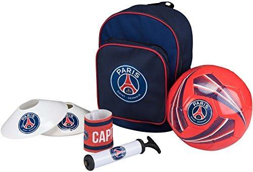 Paris Saint Germain – Balón + bolsa + bomba + conos + brazalete ...