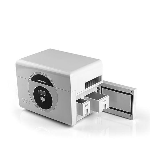 L&K Caja del Refrigerador De La Insulina, Control Dual De La ...
