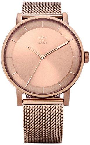 (Adidas Women's Analogue Quartz Watch with Stainless Steel Strap Z04-897-00)