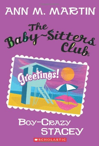 Read Online The Baby-Sitters Club #8: Boy-Crazy Stacey pdf