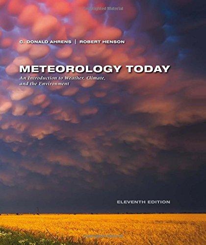 1305113586 - Meteorology Today