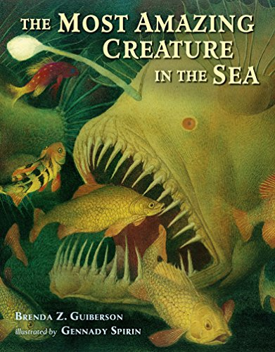 The Most Amazing Creature in the Sea for $<!---->