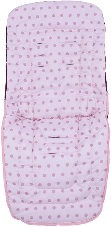 Cosy Toes Bunny Buddy Washable Cosatto Universal Footmuff All Season Luxury Quilted Pushchair Liner