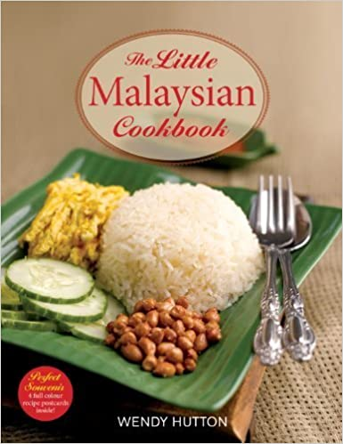 Book The Little Malaysian Cookbook by Hutton, Wendy (2014)