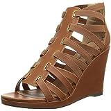 Michael Antonio Women's Ameer Wedge Sandal