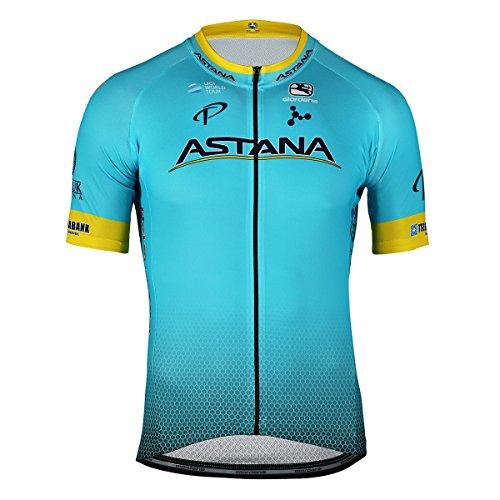 Giordana Vero Pro Astana Team Jersey - Men s Astana Pro Team c73ae2184