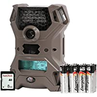 Wildgame Innovations Vision 10MP IR Game Trail Camera w/ SD Card & Batteries