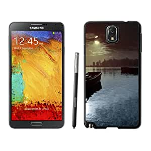 Popular And Unique Designed Case For Samsung Galaxy Note 3 N900A N900V N900P N900T With Quiet Lakeshore Night Phone Case Cover