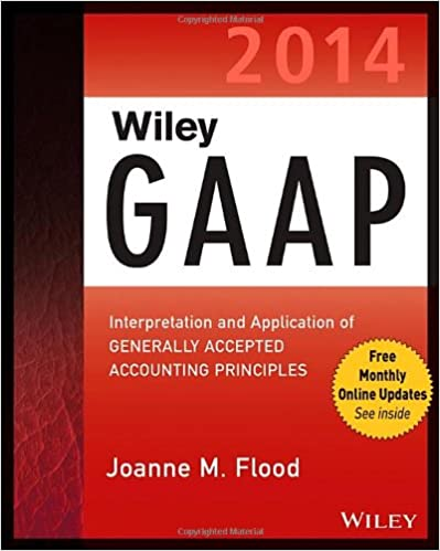 Wiley gaap 2014 interpretation and application of generally wiley gaap 2014 interpretation and application of generally accepted accounting principles 12th edition fandeluxe Image collections