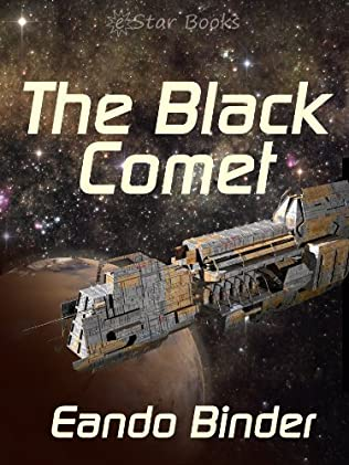 book cover of The Black Comet