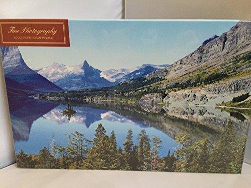 Fine Photograph (Fine Photograph Mountain Lake 1000 Piece Jigsaw Puzzle)