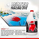Red Water Tracing & Leak Detection Flourescent