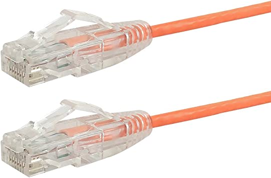 5Ft CAT6A UTP Ethernet Network Patch Cable 24AWG Molded with boots