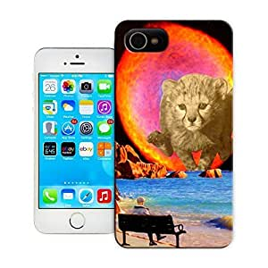 Unique Phone Case Animal painting patterns Self Preservation Hard Cover for 5.5 inches iphone 6 plus cases-buythecase