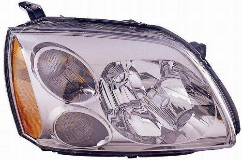 Depo 314-1133R-AS2 Mitsubishi Galant Passenger Side Replacement Headlight Assembly