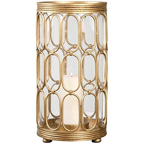 Uttermost 19879 Sosi Candleholder, Gold
