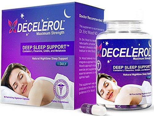 Deep sleep pill