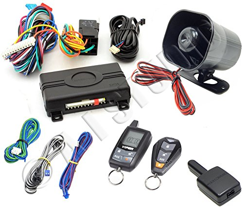 Viper Responder 350 2-Way Security System 3305V on