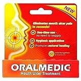 Oralmedic Mouth Ulcer and Canker Sore
