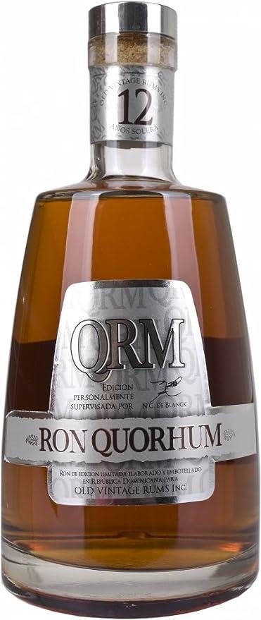 quorhum 12 años Rum (1 x 0,7 l)