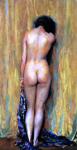 Guy Orlando Rose A Standing Nude - 14.1