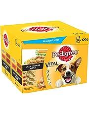 Pedigree hondenvoer natte voeding volwassenen in sap