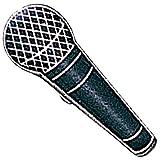 Microphone Lapel Pin
