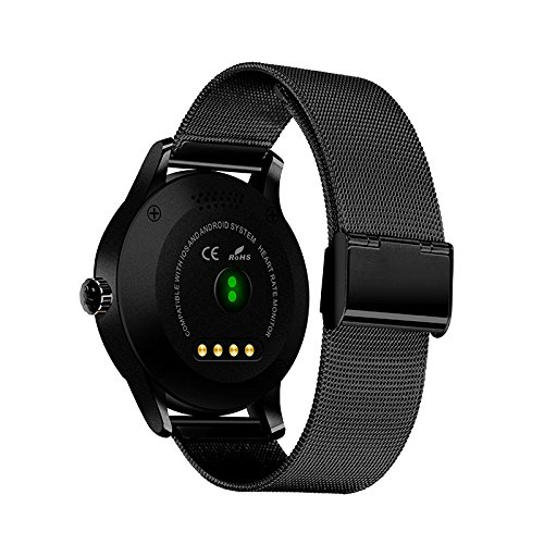 Amazon.com : Auntwhale 1PC K88H Blueteeth Smart Watch For ...