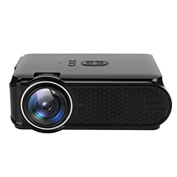 Estink Mini 1080P Proyector LED HD 1080P 1600 lúmenes Mini ...