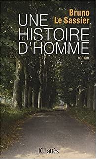 Book's Cover of Une histoire d'homme