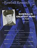 The Baseball Research Journal, Society for American Baseball Research Staff, 0910137870