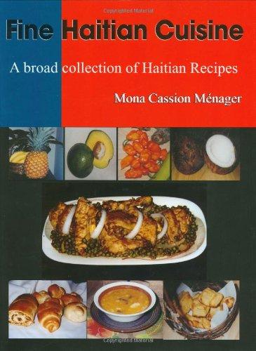Fine Haitian Cuisine by Mona Cassion Menager