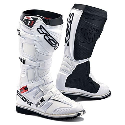 TCX Pro 1.1 Boots ((US 9, EU 43), White)