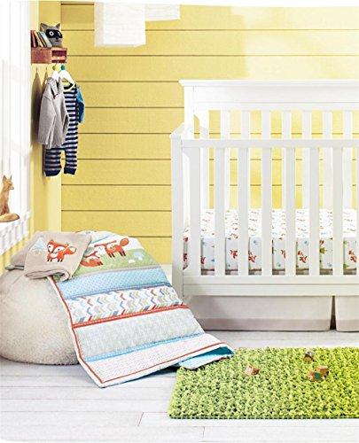 Crib Bedding Set Color - 7