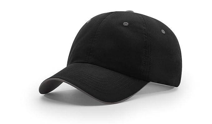 Richardson Sports 155 OSFM Black Charcoal at Amazon Men s Clothing ... 00947019a0f