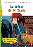 """Afficher """"Les enquêtes de Scarlett et Watson Le trésor de monsieur Ziane"""""""