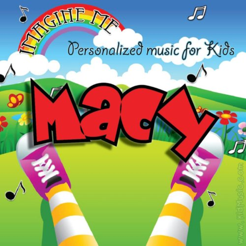 Imagine Me - Personalized Music for Kids: - Kids Macy