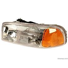 1999-2006 GMC Sierra 1500 Front Left Headlight Assembly