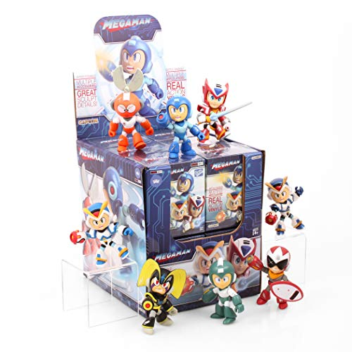 The Loyal Subjects Mega Man Wave 2 Action Vinyls Blind Box Series - Single Box