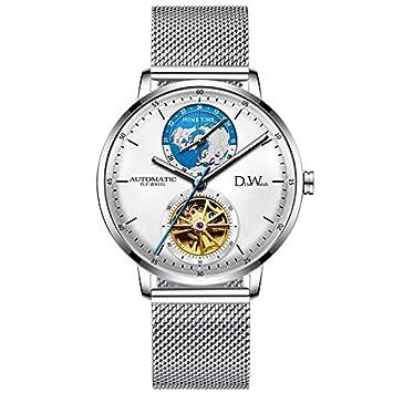 RTVDA 2018 Nuevos Modelos Relojes Hombres Relojes Mecánicos Automáticos Reloj para Hombres Hueco Tendencia Moda Luminoso Impermeable Relojes para ...