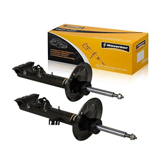 (Maxorber Front Set Shocks Struts Absorber Compatible with 95 96 97 98 99 BMW 318i 318is 1995 BMW 320i 323i 98 99 BMW 323is 92 93 94 BMW 325i 325is)