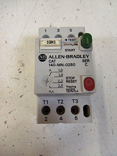 ALLEN BRADLEY - AB - 140-MN-0250 - RFE Contactors - Manual motor starte
