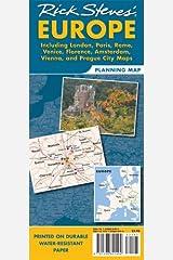 Rick Steves' Europe Map (Rick Steves' Europe Planning Map) Map